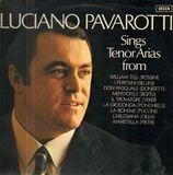 Arias de opera italiana para tenor - Pavarotti