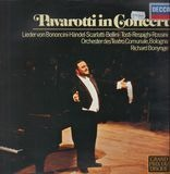 In Concert, Bologna, Bonynge - Pavarotti