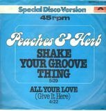 Shake Your Groove Thing - Peaches & Herb