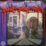 Run The Line / The Undercover (Clear & Present Danger) - Peanut Butter Wolf