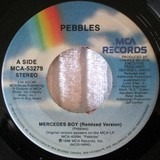 mercedes boy - Pebbles