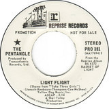 Light Flight / Sally Go Round The Roses - Pentangle