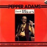 Live At Fat Tuesday's - Pepper Adams