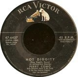 Hot Diggity (Dog Ziggity Boom) / Juke Box Baby - Perry Como