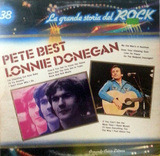 La Grande Storia Del Rock 38 - Pete Best, Lonnie Donegan
