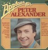 Applaus für Peter Alexander - Peter Alexander