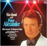 Ein Abend Mit Peter Alexander - Die Neuen Schlagererfolge - Peter Alexander