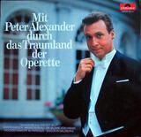 Mit Peter Alexander Durch Das Traumland Der Operette - Peter Alexander