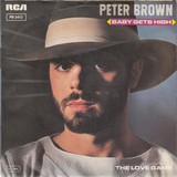 Baby gets high - Peter Brown