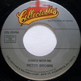 Dance With Me / You Should Do It - Peter Brown