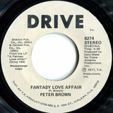Fantasy Love Affair - Peter Brown