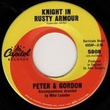 Knight in Rusty Armour - Peter & Gordon