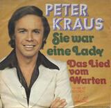 Sie War Eine Lady - Peter Kraus