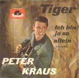 Ich Bin Ja So Allein / Tiger - Peter Kraus