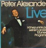 Live - Peter Alexander