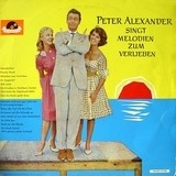 Melodien Zum Verlieben - Peter Alexander