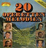 20 Operetten Melodien - Peter Alexander, Rudolf Schock a.o.
