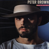 Back to the Front - Peter Brown