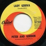 Lady Godiva / Morning's Calling - Peter & Gordon