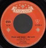 Heute Und Immer - My Love - Peter Kraus