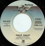 Thank You - Philip Bailey