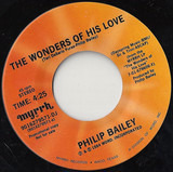 The Wonders of His Love - Philip Bailey