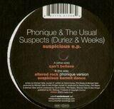 Suspicious E.P. - Phonique