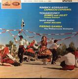 Capriccio Espagnol / Romeo And Juliet Fantasy Overture / Danse Macabre - Pierino Gamba , Nikolai Rimsky-Korsakov , Pyotr Ilyich Tchaikovsky , Camille Saint-Saëns , Philharm