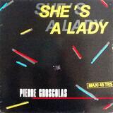 She's A Lady - Pierre Groscolas
