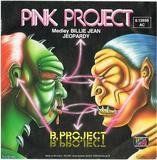 B. Project - Pink Project