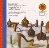 Symphony No. 4 - Pyotr Ilyich Tchaikovsky - Leonard Bernstein , The New York Philharmonic Orchestra