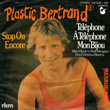 Téléphone À Téléphone Mon Bijou - Plastic Bertrand