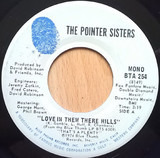 Love In Them There Hills / Fairytale - Pointer Sisters