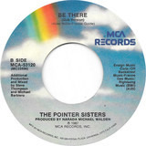 Be There - Pointer Sisters