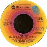 How Long (Betcha' Got A Chick On The Side) - Pointer Sisters
