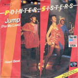 Jump (For My Love) / Heart Beat - Pointer Sisters