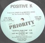 Positive K