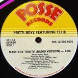 Make Luv Tonite - Pritti Boyz Featuring Felix