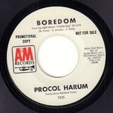 Boredom/The Devil Came From Kansas - Procol Harum