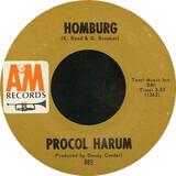 Homburg / Good Captain Clack - Procol Harum
