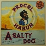 A Salty Dog / Shine On Brightly - Procol Harum