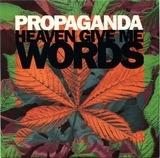 Heaven Give Me Words 7 Inch - Propaganda (ztt Group)