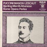 Manon Lescaut (Perlea, Bjorling, Merrill, Albanese,..) - Puccini