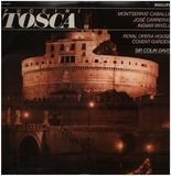 Tosca,, Royal Opera House Covent Garden, Davis - Puccini