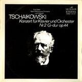 Konzert Für Klavier Und Orchester Nr. 2 G-dur Op. 44 - Pyotr Ilyich Tchaikovsky - Emil Gilels , New Philharmonia Orchestra , Lorin Maazel