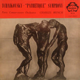 'Pathétique' Symphony - Tchaikovsky - Paris Conservatoire Orch. (Munch)