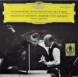 Klavierkonzert Nr. 1 b-moll - Pyotr Ilyich Tchaikovsky - Sviatoslav Richter · Herbert Von Karajan , Wiener Symphoniker