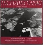 Konzert Für Violine Und Orchester D-Dur Op. 35 - Pyotr Ilyich Tchaikovsky - Vladimir Spivakov , Seiji Ozawa , Philharmonia Orchestra