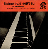 Piano Concerto No. 1 / Hungarian Fantasia - Tchaikovsky / Liszt