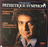 Pathetique Symphony - Pyotr Ilyich Tchaikovsky , Loris Tjeknavorian , The London Symphony Orchestra